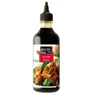 Teriyaki omáčka Exotic Food 455ml