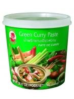 Zelená kari pasta Cock 1 kg