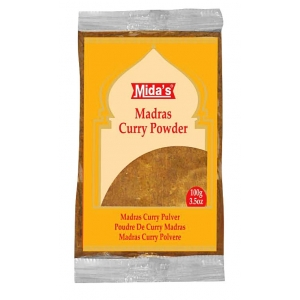 Madraské kari nepálivé 100g Mida
