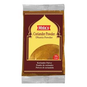 Koriandr mletý 100 g MIDA