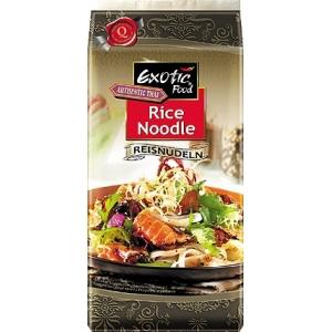 Rýžové nudle široké 5mm Exotic Food 250g