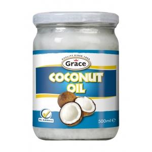 Kokosový olej Grace  6 x 500 ml