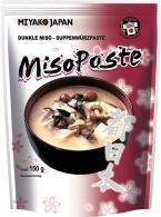 Miso pasta dark Miyako 150g