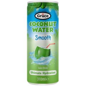 Kokosová voda Grace 310ml