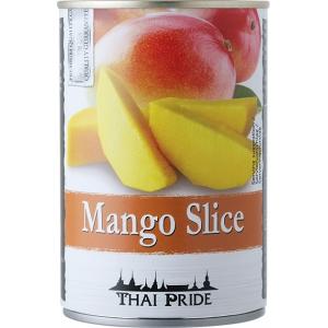 Mango kompot Thai Pride 425 g