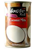 Kokosové mléko Exotic Food 160ml