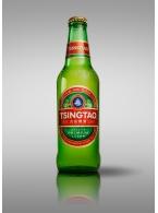 Čínské pivo Tsingtao balení 330 ml