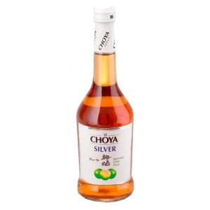 Švestkové víno Choya Silver 10%  6 x 500 ml