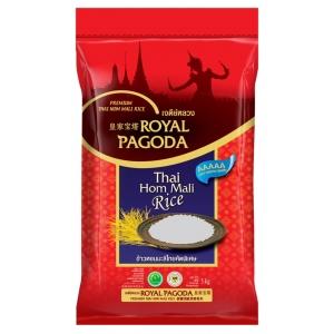 Rýže jasmínová Royal Pagoda  5kg