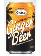 Zázvorové pivo Ginger Beer Grace 330ml