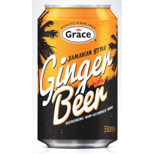 Zázvorové pivo Ginger Beer Grace  24 x 330 ml