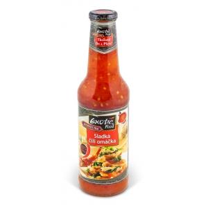 Sladká chilli omáčka  Exotic Food  12 x 725 ml