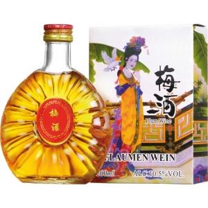 Švestkové víno Kaiserpalast 10,5 % 200 ml v dárkové krabici