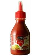 Sriracha ostře pálivá omáčka Exotic Food 200ml