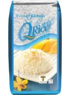 Rýže lepkavá  Q Rice 1 kg