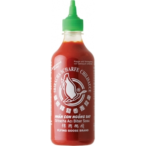 Sriracha omáčka 455ml Flying Goose
