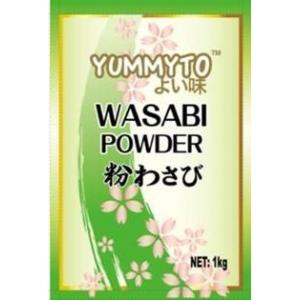Wasabi powder Yummyto  1 kg