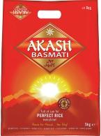 Rýže Basmati Akash 5kg - SUPERIOR KVALITA