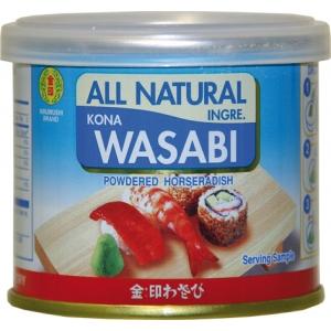 Wasabi prášek 25 g Kinjirushi Kona