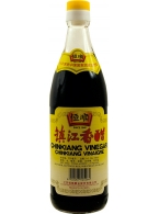 Rýžový ocet černý Hengshun 24x550ml Čína