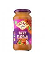 Patak´s Tikka masala kari omáčka   350 g