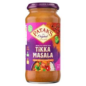 Patak´s Tikka masala kari omáčka   450 g