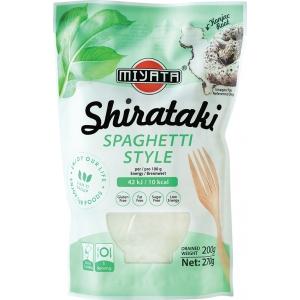 Shirataki konjak spaghetti 270 g Miyata