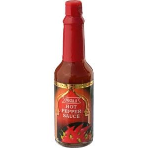 Ostrá chilli (červená ) omáčka Mida 70g