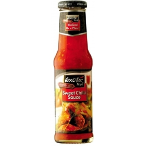 Sladká chilli omáčka  Exotic Food 250ml