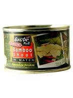 Bambusové výhonky plátky Exotic Food 227g