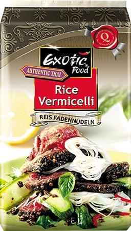 Rýžové nudle vlasové Exotic Food 250g