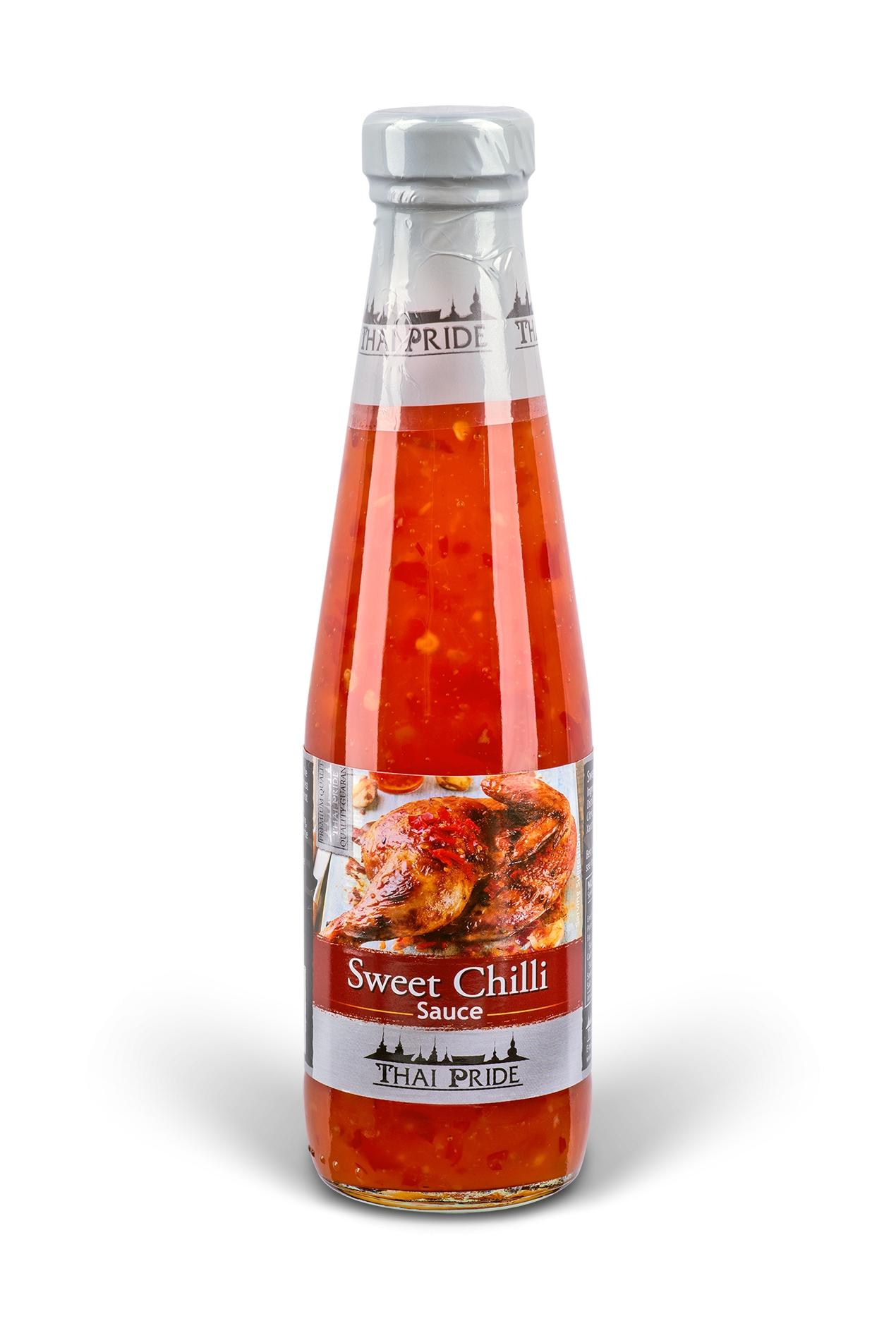 Sladká chilli omáčka Thai Pride 295 ml