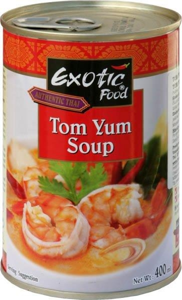 Tom yum polévka Exotic Food 400ml