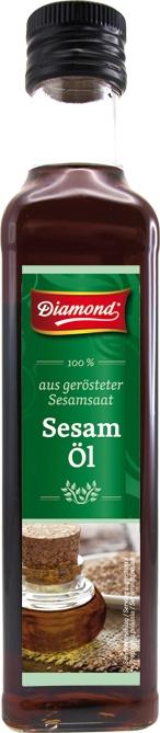 Sezamový olej Diamond 250ml