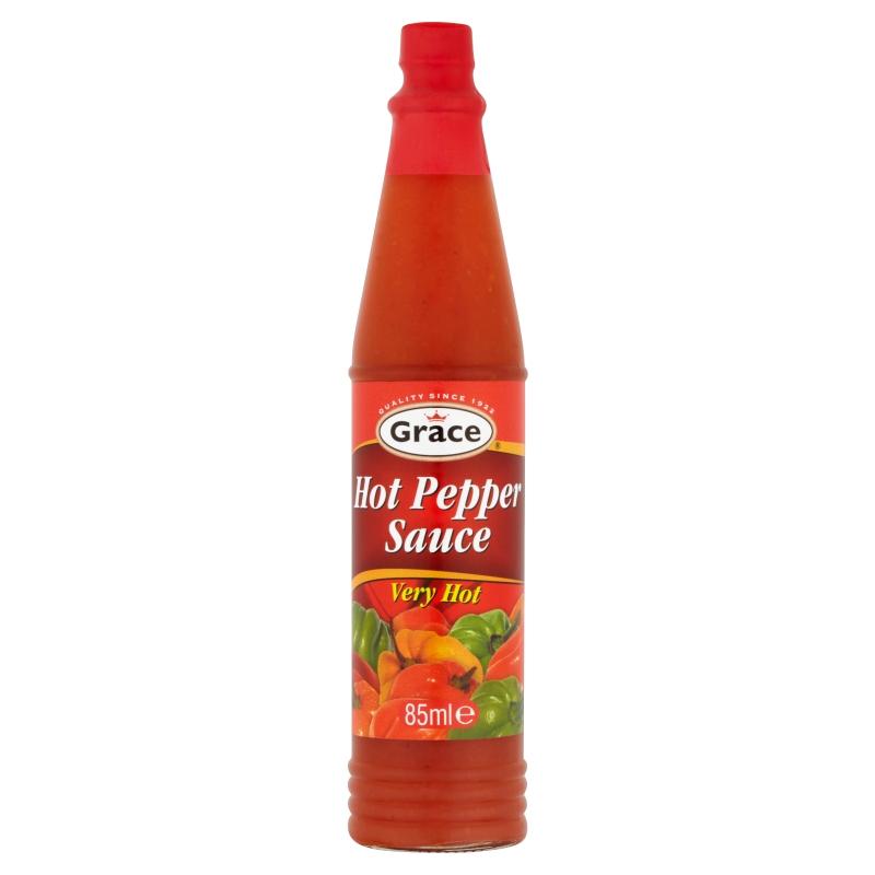 Ostrá chilli omáčka GRACE 85 ml