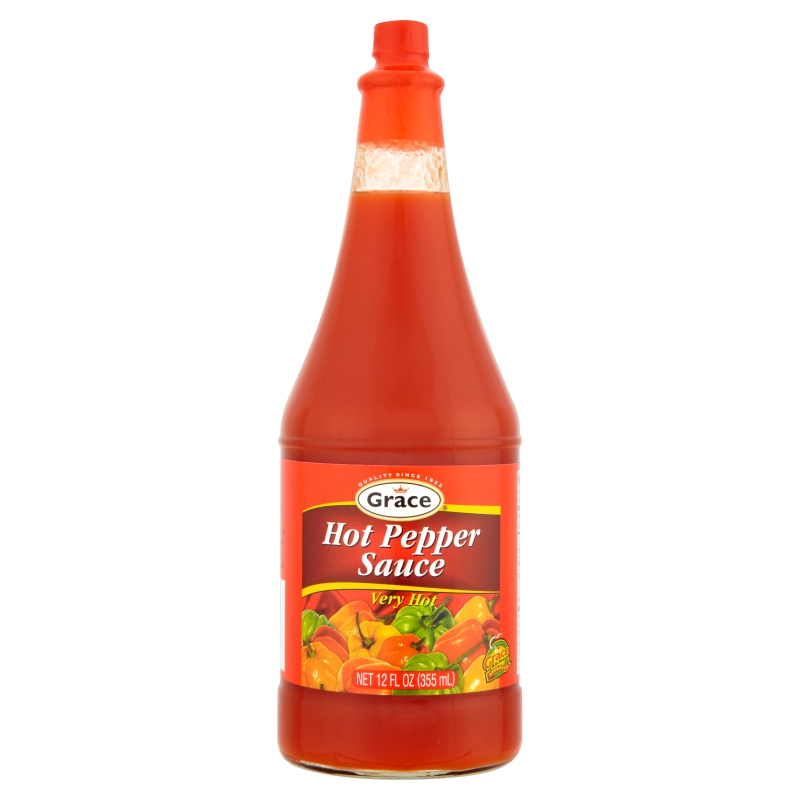 Ostrá chilli omáčka Grace 355ml