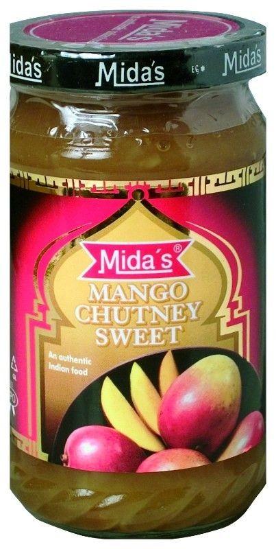 Sladké mango chutney MIDA 340g